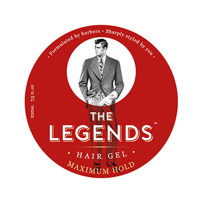 The Legends Maximum Hold Hair Gel