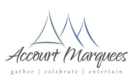 Accourt Marquees Logo Design