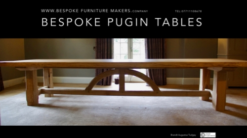 Pugin tables