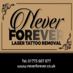 Never Forever Laser Tattoo Removal