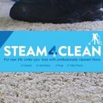 Steam4clean