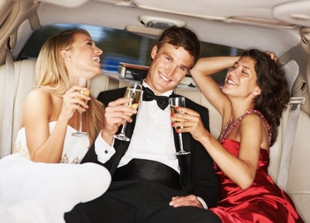 Special Event chauffeur services