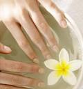 Gel manicure/pedicure