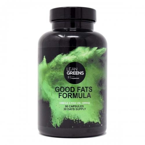 Omega 3 Fish Oils - Good Fats Formula